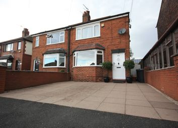 Thumbnail 2 bed semi-detached house for sale in Long Lane, Harriseahead, Stoke-On-Trent