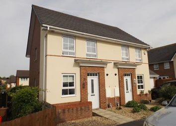 Thumbnail 2 bed semi-detached house for sale in Leighton Drive, St Helens, Merseyside, Uk
