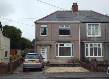 Thumbnail 3 bed semi-detached house for sale in Penygroes Road, Gorslas, Llanelli
