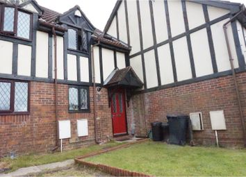Thumbnail 2 bed terraced house for sale in Hatfield Court, Ravenhill