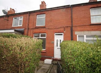 Thumbnail 2 bedroom terraced house to rent in Stanley Road, Ponciau, Wrexham