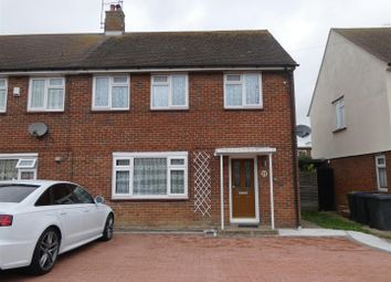 Thumbnail 4 bedroom semi-detached house to rent in Zealand Road, Canterbury