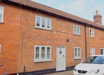 Thumbnail 2 bedroom terraced house for sale in White Horse Street, Wymondham