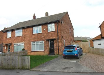 Thumbnail 3 bed semi-detached house for sale in Weston Drive, Otley