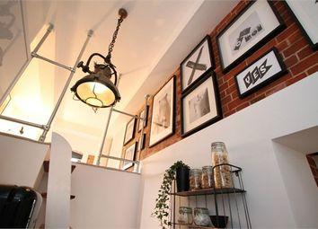 Thumbnail 1 bedroom flat for sale in Cranfields Mill, College Street, Ipswich, Suffolk