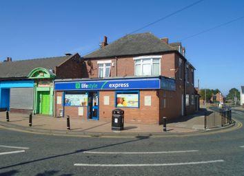 Thumbnail Retail premises for sale in Palace Road, Bedlington