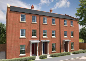 Thumbnail 3 bed terraced house for sale in The Kenmore, Meadow Way, Spalding, Peterboroough