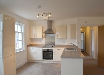 Thumbnail 2 bedroom flat for sale in Lynx Lane, Sherford, Plymouth, Devon