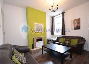 Thumbnail 6 bed terraced house to rent in Queens Road, Leicester