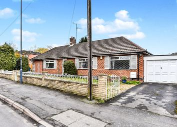 Thumbnail 2 bed detached bungalow for sale in Wellesley Avenue, Sunnyhill, Derby