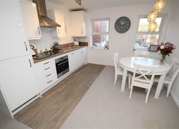 Thumbnail 2 bed flat for sale in Staldon Court, East Wichel, Swindon