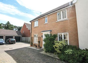 Thumbnail 3 bedroom semi-detached house for sale in Bergamot Close, Red Lodge