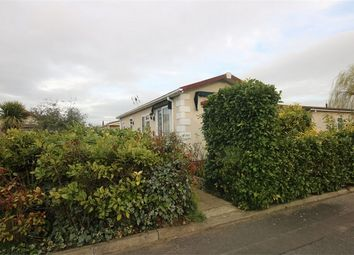 Thumbnail 1 bedroom mobile/park home for sale in Creek Road, Canvey Island, Essex