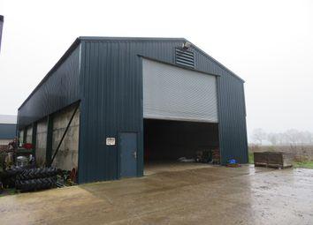 Thumbnail Warehouse to let in Sudbury Road, Little Maplestead, Halstead