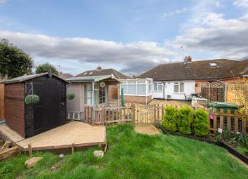 Thumbnail 2 bed semi-detached bungalow for sale in Drury Lane, Houghton Regis, Bedfordshire