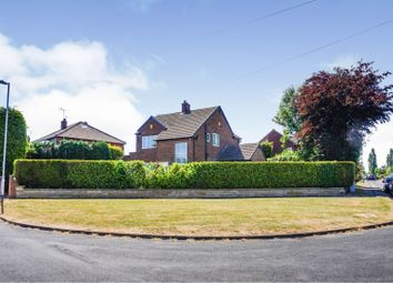 Thumbnail 3 bed detached house for sale in Lynwood Crescent, Pontefract