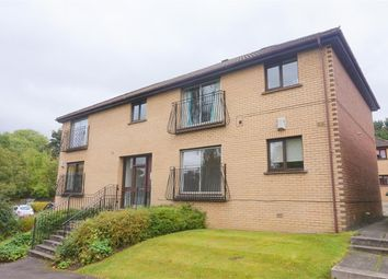 Thumbnail 2 bed flat to rent in Printers Land, Clarkston, Glasgow