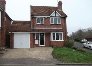 Thumbnail 4 bed detached house to rent in Copsewood Avenue, Worcester