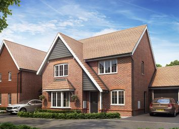 "Thumbnail 4 bedroom detached house for sale in ""Cambridge"" at Taylor Close, Harrietsham, Maidstone"