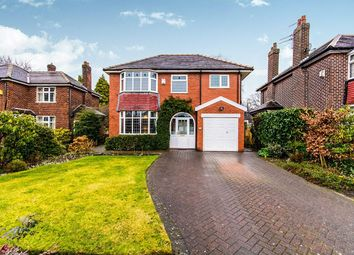 Thumbnail 4 bed detached house for sale in Greenway Close, Sale