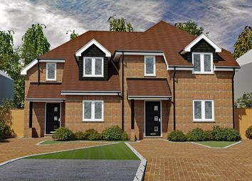 Thumbnail 3 bed semi-detached house for sale in Beech Tree Road, Holmer Green, High Wycombe