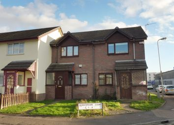 Thumbnail 2 bed terraced house for sale in Shakespeare Court, Roath, Cardiff