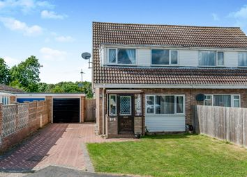 Thumbnail 3 bed semi-detached house for sale in Archers Avenue, Feltwell, Thetford