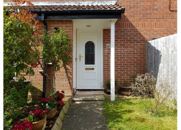 Thumbnail 1 bed end terrace house for sale in Furnace Way, Uckfield