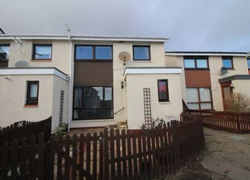Thumbnail 3 bed terraced house for sale in Fraser Road, Invergordon