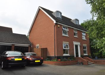 Thumbnail 5 bedroom detached house for sale in Pinewood, Ipswich, Suffolk