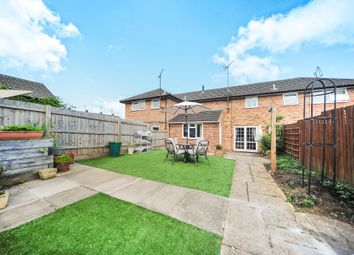 Thumbnail 3 bed terraced house for sale in Andrews Close, Chippenham