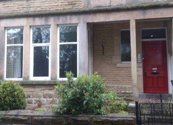 Thumbnail 1 bed flat to rent in Harlow Moor Drive, Harrogate