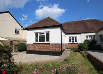 Thumbnail 2 bedroom semi-detached bungalow for sale in Shoebury Road, Southend-On-Sea