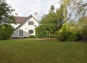 Thumbnail 4 bedroom detached house to rent in Lode Road, Bottisham, Cambridge