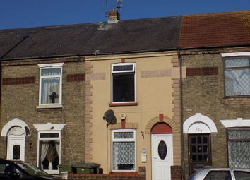 Thumbnail 3 bed terraced house for sale in Church Road, Gorleston, Great Yarmouth