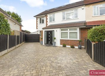 6 bed semi-detached house for sale in Birch Grove, Upper Halliford, Shepperton TW17