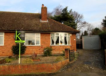 Thumbnail 2 bed semi-detached bungalow to rent in St. Augustines Gardens, Ipswich