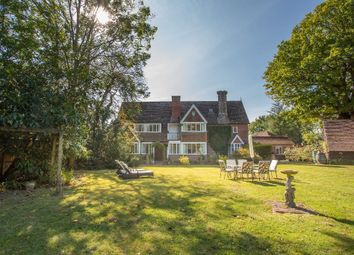 5 bed link-detached house for sale in Coxlow House, Horam, East Sussex TN21