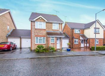 Thumbnail 3 bedroom link-detached house for sale in Langdon Hills, Basildon, Essex