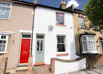 Thumbnail 2 bed terraced house to rent in Braemar Road, Brentford