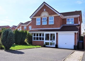 Thumbnail 4 bed detached house for sale in Newport, Tamworth