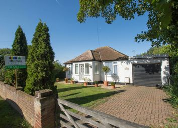 Thumbnail 3 bed bungalow for sale in Lower Herne Road, Herne Bay