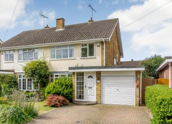 Thumbnail 3 bed semi-detached house for sale in The Paddocks, Ingatestone