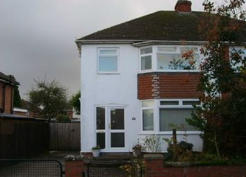 Thumbnail 3 bed semi-detached house to rent in Holme Lacy Road, Hereford