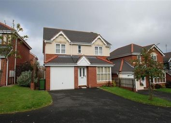Thumbnail 4 bed property to rent in Bude Drive, Saxonfields, Stafford