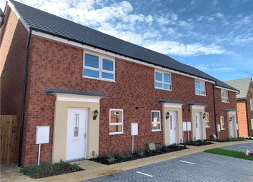 Thumbnail 2 bed terraced house for sale in Burnet Lane, Broughton, Aylesbury