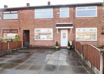 Thumbnail 3 bed terraced house for sale in Ashdown Drive, Boothstown, Worsley