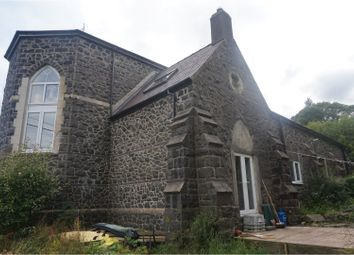 Thumbnail 2 bed block of flats for sale in Church Road, Llanberis, Caernarfon