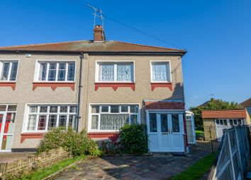 Thumbnail 3 bed semi-detached house for sale in Fairlawn Gardens, Southend-On-Sea