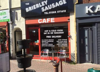Thumbnail Restaurant/cafe for sale in High Street, Brierley Hill